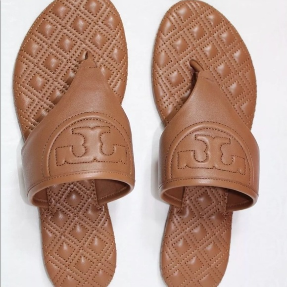 e5b738f07289 Tory Burch Women s Nappa Fleming Thong Sandals